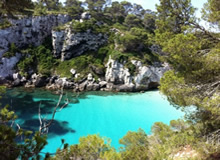 Beaches Coves Menorca