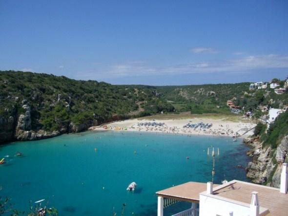 Cala n'Porter, Menorca