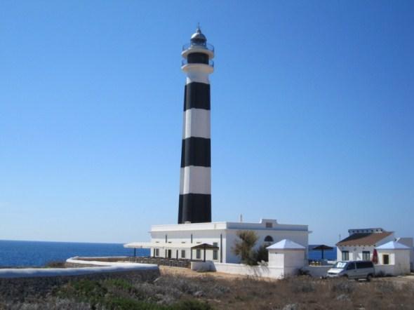 Cap d'Artrutx Menorca