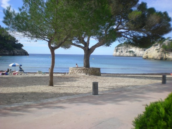 Cala Galdana beach in October.....so peaceful  :)