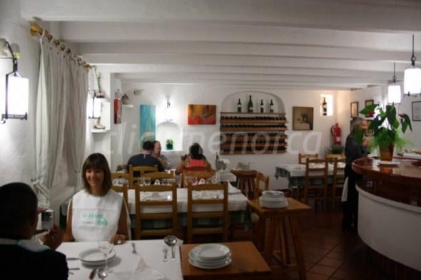 Restaurante Es Cranc Fornells
