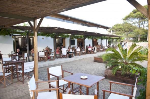 Terraza Binifadet Menorca
