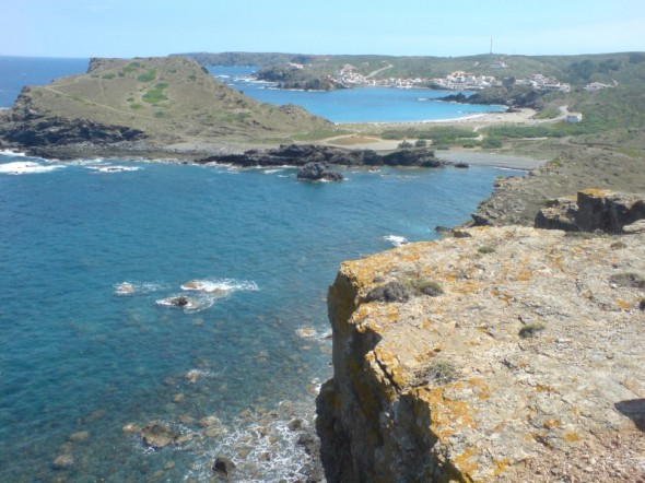 Cala Mesquida Menorca