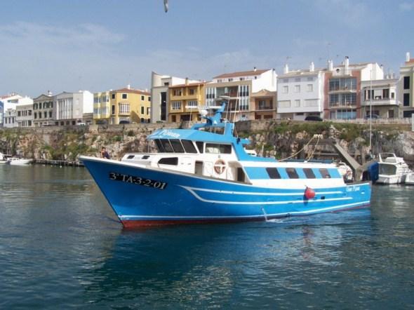 Barca grup Cafè Balear